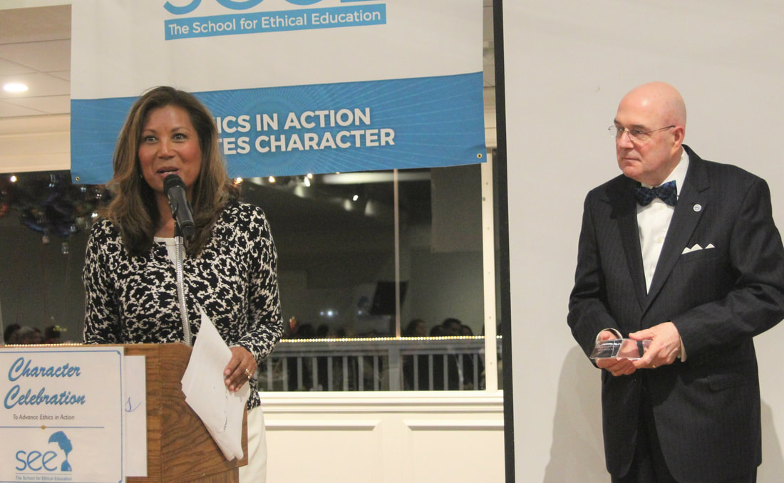 Ethics in Action Award